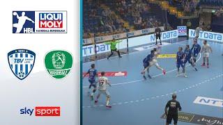 TBV Lemgo Lippe - SC DHfK Leipzig | Highlights - LIQUI MOLY Handball-Bundesliga 2021/22