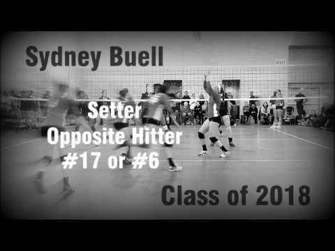 Sydney Buell - Setter/Opposite - #6 Princeton VBC / #17 Pennsbury High School