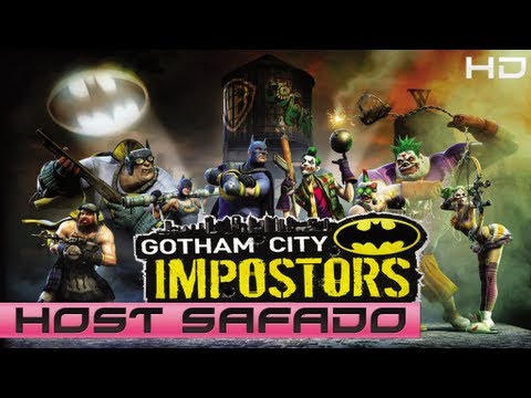 Gotham City Impostors - Host Disconnected [HD]