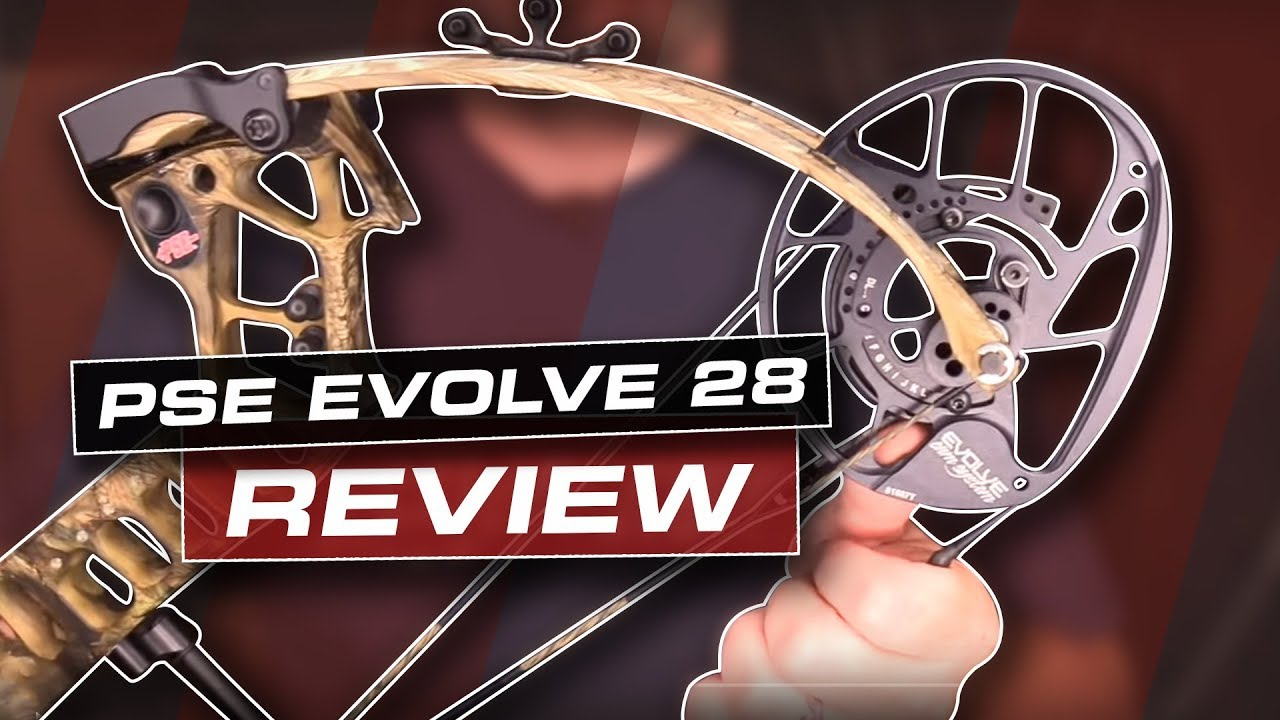 PSE Evolve 28 Bow Review