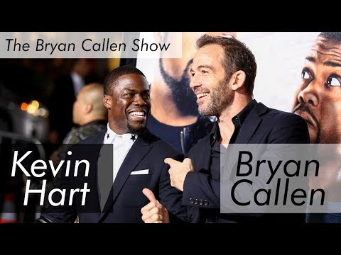 Kevin Hart Drunken and Funny Interview With Bryan Callen [Hilarious]
