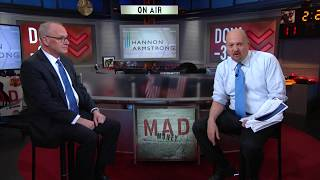 Hannon Armstrong CEO: Wall Street and Climate Change   Mad Money   CNBC