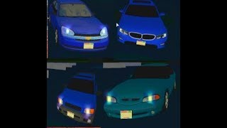 Roblox Greenville Update: 4 new cars, GV1 Revamp, 3,14.10 To 3,16.0 / with Neshcat