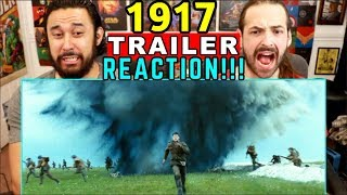 1917 | TRAILER - REACTION!!!