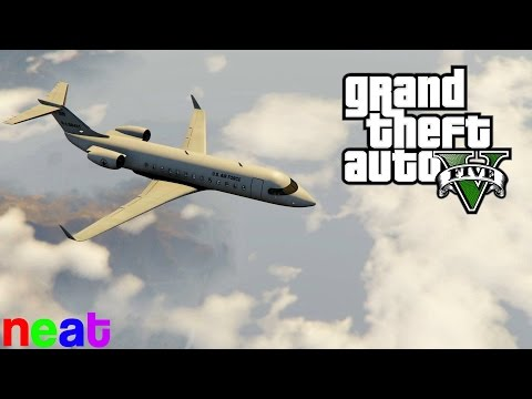A Day in the Life of a Pilot - GTA V Edition