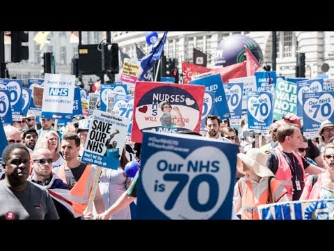 British Doctors Respond to American Attacks on NHS