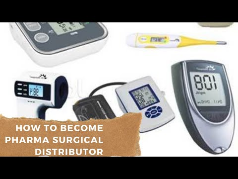 How To Start Pharma Surgical Wholesale