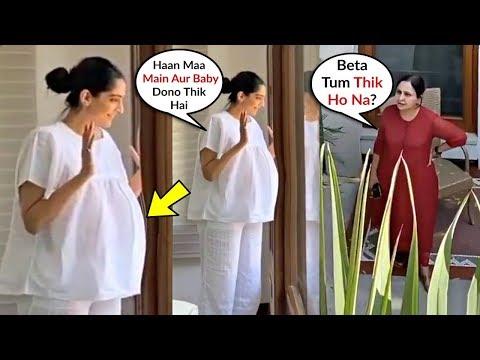 Sonam Kapoor Pregnant