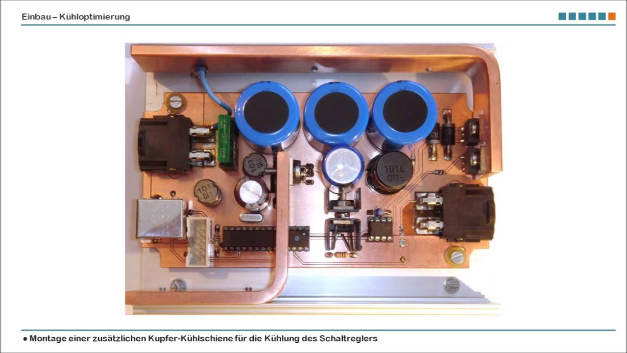 Eigenbau E-Bike Motorsteuerung – Selfmade e-bike motor controller ...