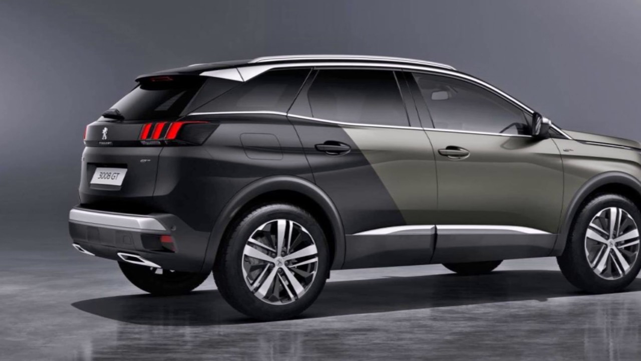 peugeot 3008 2019: the car of the year 2019 - best crossover - youtube