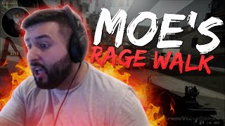 m0E'S RAGE WALK! CS:GO - m0E & MINI #13