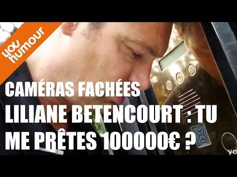 OLIVIER PERRIN Président: Liliane Bettencourt, Tu Me Prêtes 100000€ ?