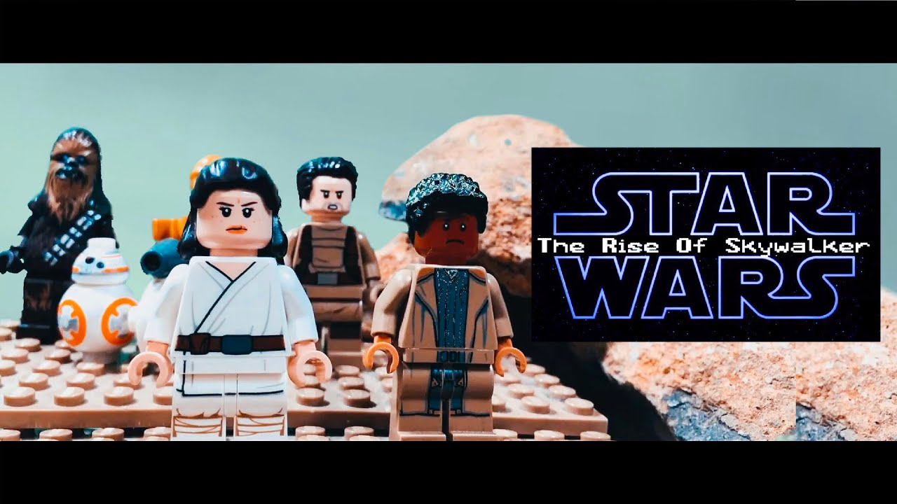 Lego Star Wars Episode Ix Teaser Trailer The Rise Of Skywalker Youtube