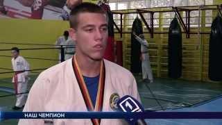 Интервью с Ткачуком Ильей на телеканале