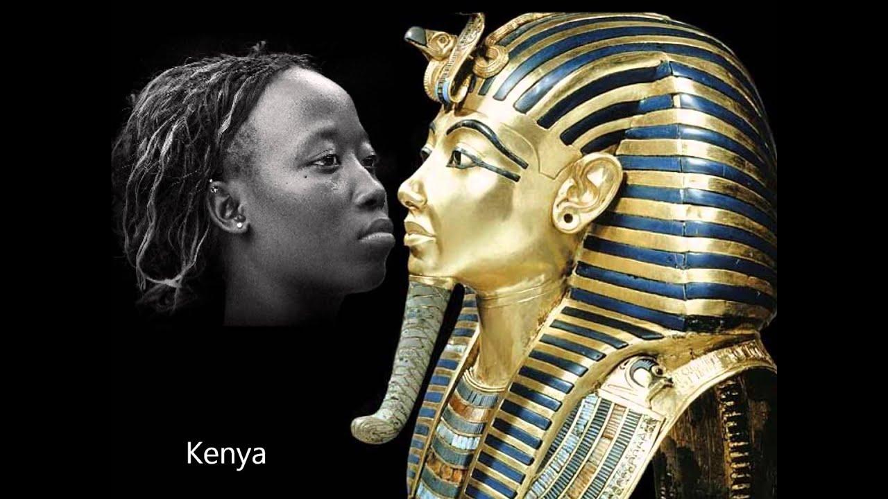 Black Egypt: The White King Tut Hoax