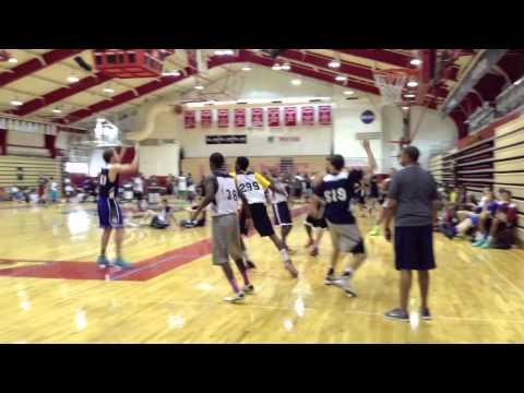 Chris Wright 2013 Summer Basketball Highlights