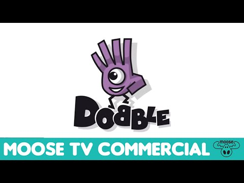 Dobble – the ultimate game of spot it!