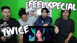 TWICE - FEEL SPECIAL MV REACTION (FUNNY FANBOYS)