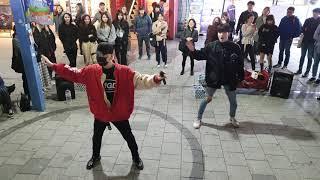 킹덤즈(Kingdoms)/ HER-블락비(Block B) 20191014 홍대버스킹