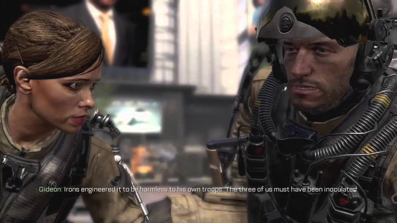 Download Advanced Warfare: FULL EXO ZOMBIE STORYLINE! (Call of Duty)