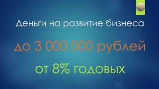 Малому и среднему бизнесу Подмосковья — займы
