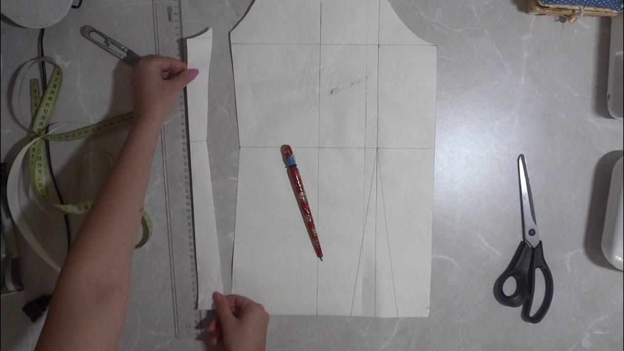 Как из двухшовного рукава сделать одношовный