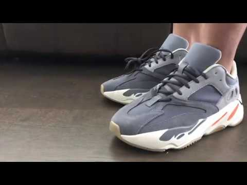 Yeezy 700 Magnet (Unboxing+Flaws+On Feet) From Sneakerwill.com