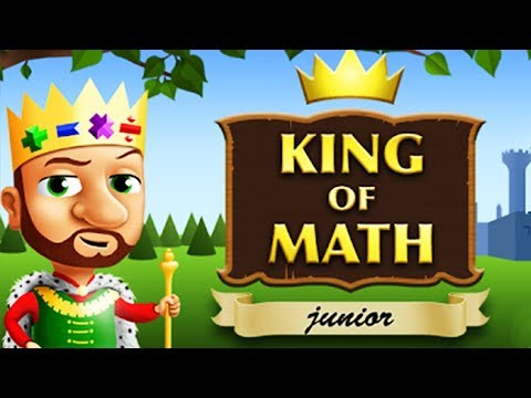 King of Math Junior - Free - Oddrobo Software AB - Android Gameplay