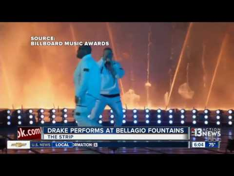 Drake's show stopping performance at Billboard Music Awards