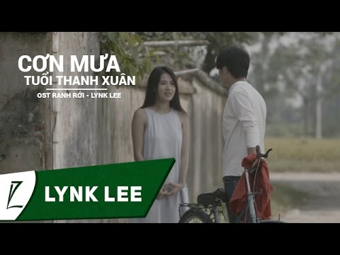 [Karaoke OST Ranh Giới] Cơn Mưa Tuổi Thanh Xuân - Lynk Lee (Beat Chuẩn)
