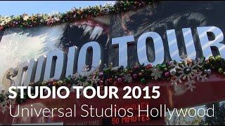 Studio Tour - 2015 - First Car - Universal Studios Hollywood