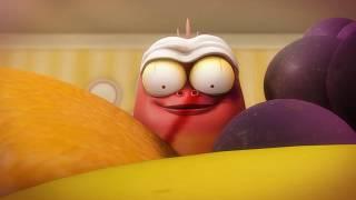 LARVA 애벌레 | 유충 베스트 | 만화 | 어린이 만화