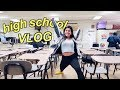 a day in my life at high school vlog | Ava Jules