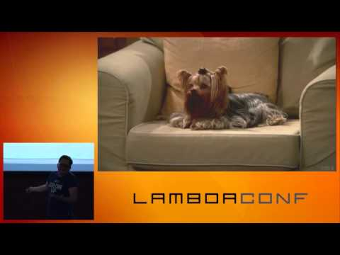 LambdaConf 2015 - Monads   Asking the Right Question   Pawel Szulc