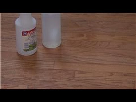 Housekeeping Tips How To Clean Real Wood Floors Youtube