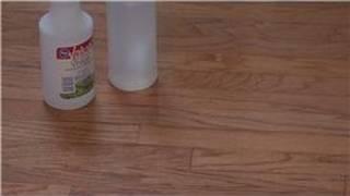 Housekeeping Tips : How to Clean Real Wood Floors