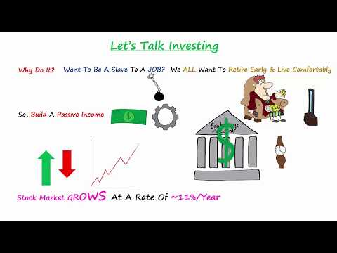 Investing 101 - How to Invest