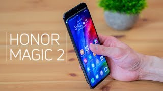 Honor Magic 2 Review: A Phone Full of Tricks