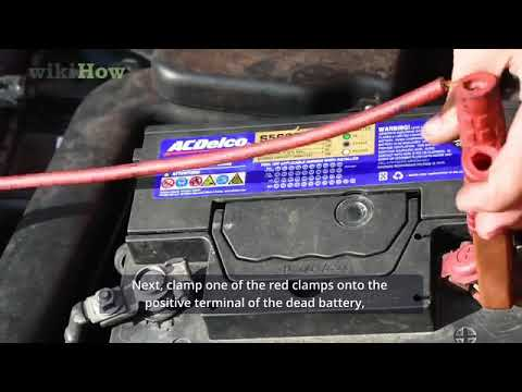 hook up jumper cables wrong