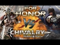 Download Рэп Баттл - For Honor vs. Chivalry: Medieval Warfare MP3 song and Music Video