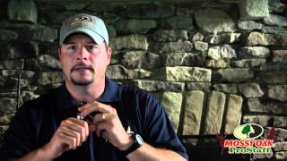 How to Use a Duck Call - Mossy Oak Pro Staff - Mike Miller