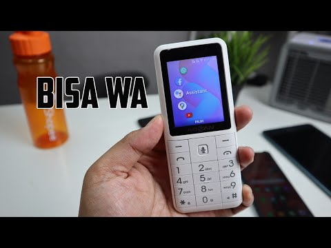 Nokia 210 2019 Full Review Spesifikasi Bahasa Indonesia.
