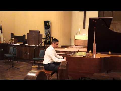 Academy of Music and Fine Arts Fall Concert 2014: Gregory Petrosyan