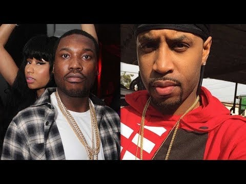 Safaree Says Meek Mill and 20  meek