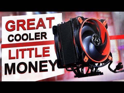 GREAT Cooler for LITTLE Money! -- Arctic Freezer 34 eSports DUO