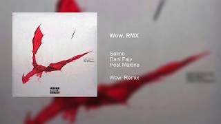 Salmo & Dani Faiv - Wow. Remix (with Post Malone)