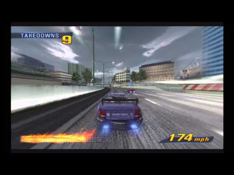 Burnout 3: Takedown - 3 Rounds of Road Rage (1080p)