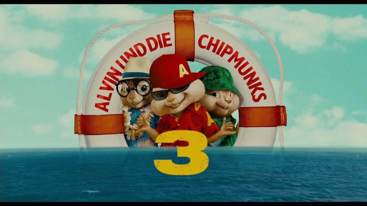 Alvin Und Die Chipmunks 3 Chipbruch Trailer 1 Full Hd