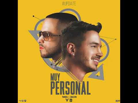 Yandel - Muy Personal FT J Balvin (Audio)