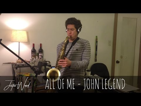 Justin Ward - All of Me (John Legend Cover)